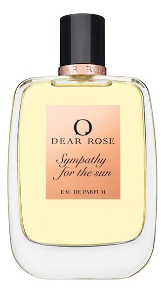 Dear Rose Sympathy For The Sun: парфюмерная вода 100мл тестер dear rose i love my man туалетные духи тестер 100 мл