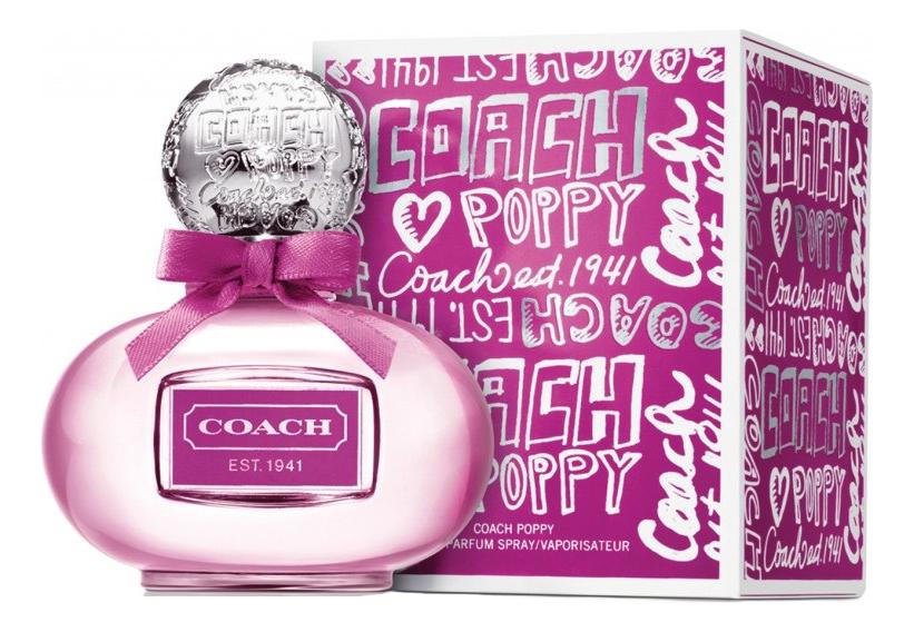 Poppy: парфюмерная вода 100мл недорого