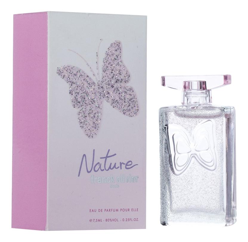 Franck Olivier Nature: парфюмерная вода 7,5мл