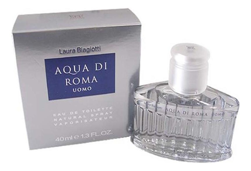 Купить Aqua di Roma Uomo: туалетная вода 40мл, Laura Biagiotti