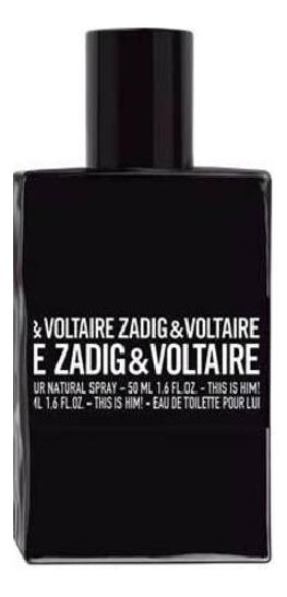 Купить This Is Him: туалетная вода 2мл, Zadig & Voltaire