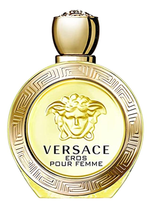 Versace Eros Pour Femme Eau de Toilette: туалетная вода 5мл туалетная вода versace eros 100 мл мужская