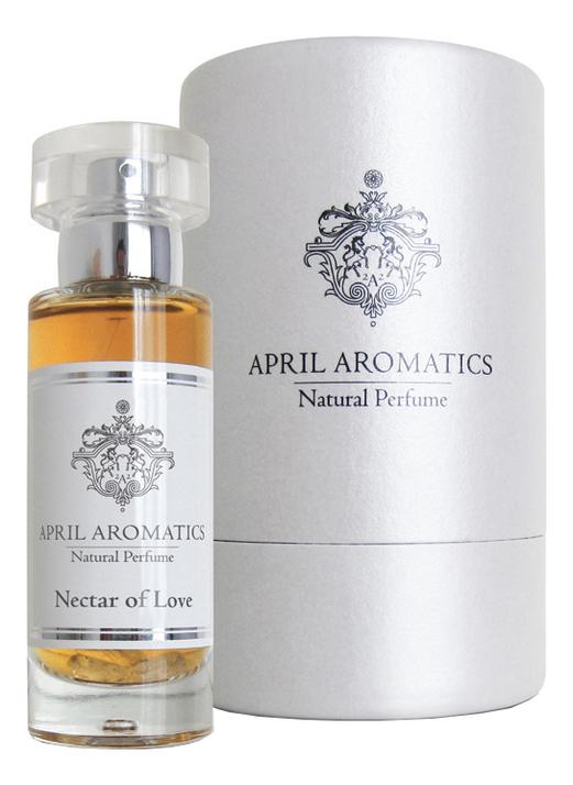 April Aromatics Nectar of Love : парфюмерная вода 30мл april aromatics bohemian spice парфюмерная вода 30мл