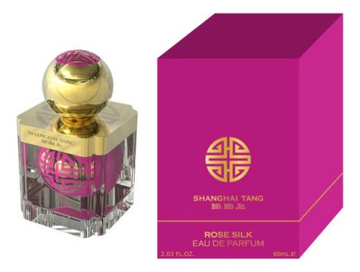 Shanghai Tang Rose Silk: парфюмерная вода 60мл