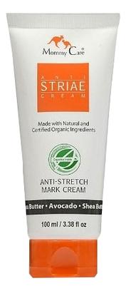 Крем против растяжек Anti Striae Stretch Marks Prevention Cream 100мл stretch mark control крем против растяжек