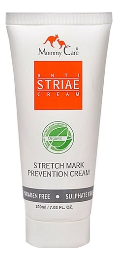 Крем против растяжек Anti Striae Stretch Marks Prevention Cream 200мл