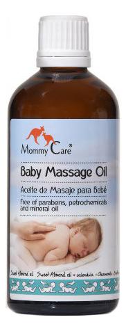 Органическое детское массажное масло On Baby Organic Massage Oil 100мл