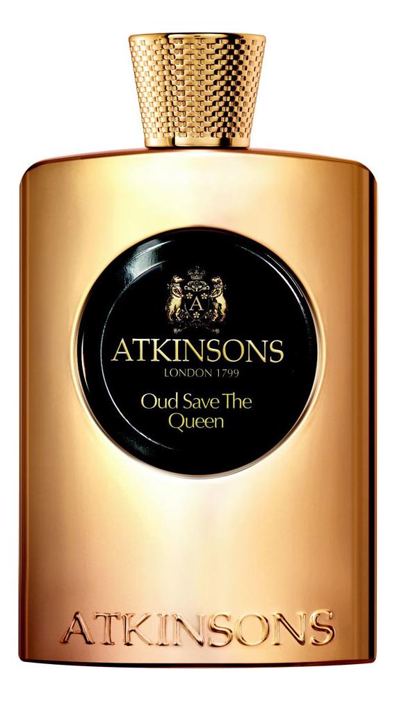 Oud Save The Queen: парфюмерная вода 100мл тестер парфюмерная вода atkinsons oud save the queen 100 мл