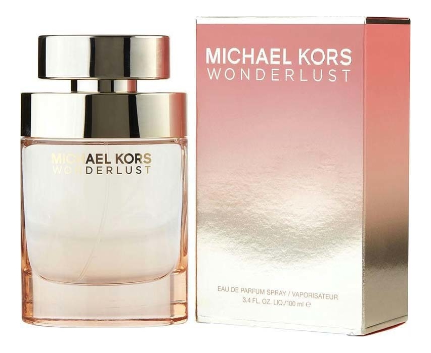 Michael Kors Wonderlust: парфюмерная вода 100мл michael kors island парфюмерная вода 100мл