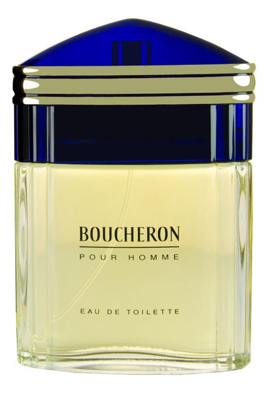 Купить Boucheron Pour Homme: туалетная вода 4, 5мл