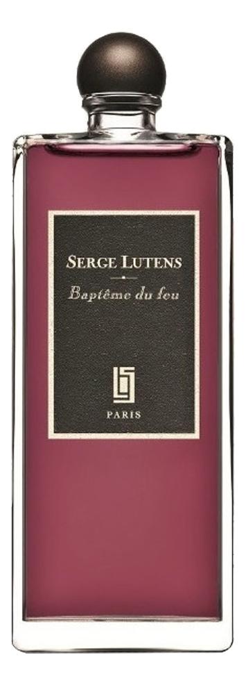 Купить Bapteme du Feu: парфюмерная вода 2мл, Serge Lutens