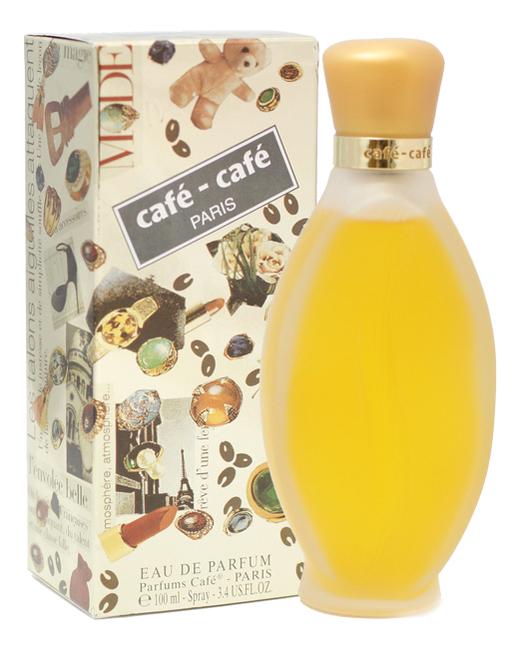 Cafe-Cafe: парфюмерная вода 100мл