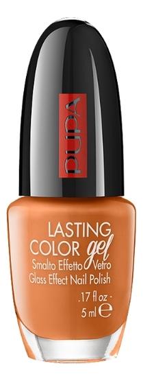 Лак для ногтей гелевый Lasting Color Gel 5мл: 098 Янтарный