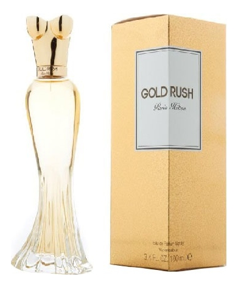 Купить Gold Rush: парфюмерная вода 100мл, Paris Hilton