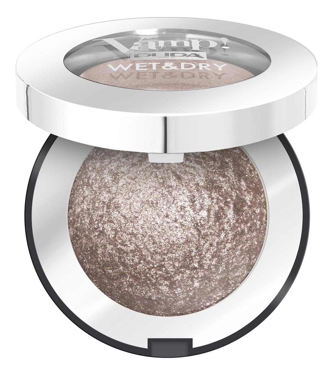 Запеченные тени для век Vamp! Wet & Dry Eyeshadow 1г: 301 Cold Taupe