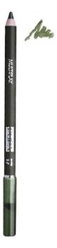Карандаш для век с аппликатором Multiplay Eye Pencil 1,2г: 17 Elm Green карандаш для век с аппликатором multiplay eye pencil 1 2г 14 water green