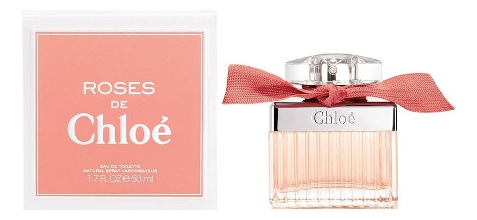 Chloe Roses De Chloe: туалетная вода 50мл