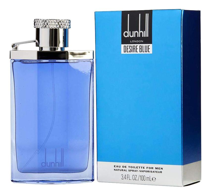 Desire Blue men: туалетная вода 100мл alfred dunhill men туалетная вода 50мл тестер