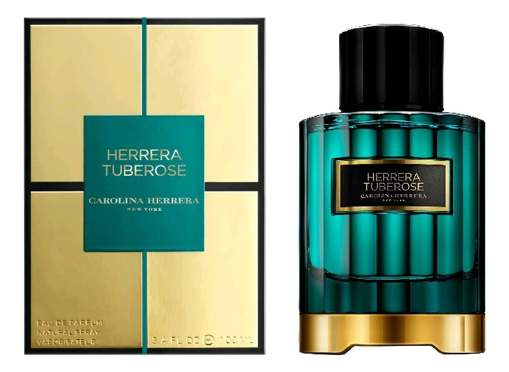 Carolina Herrera Herrera Tuberose : парфюмерная вода 100мл недорого