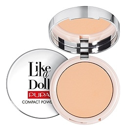 Компактная пудра Like A Doll Compact Powder 10г: 004 Rosy Beige керамогранит milano beige 30х60 1 62