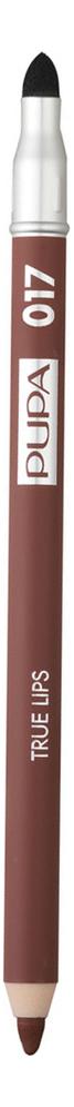 Купить Карандаш для губ с аппликатором True Lips Pencil 1, 2г: 017 Natural, PUPA Milano