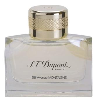 Купить 58 Avenue Montagne: парфюмерная вода 50мл тестер, S.T. Dupont