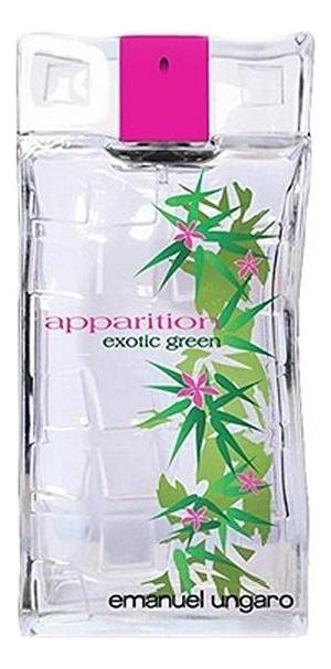 Emanuel Ungaro Apparition Exotic Green: туалетная вода 90мл тестер