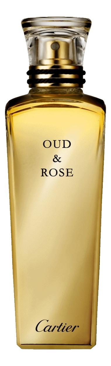 Cartier Oud & Rose : духи 75мл тестер