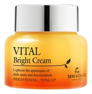 Витаминизированный осветляющий крем для лица Vital Bright Cream 50мл