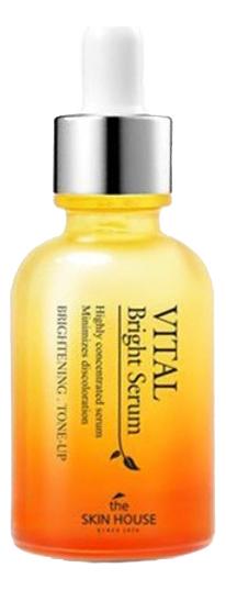 Купить Витаминизированная осветляющая сыворотка для лица Vital Bright Serum 30мл, The Skin House