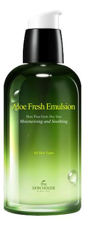 Фото - Увлажняющая эмульсия с экстрактом алоэ Aloe Fresh Emulsion 130мл эмульсия для лица с экстрактом алоэ aloe visible difference fresh emulsion 350мл