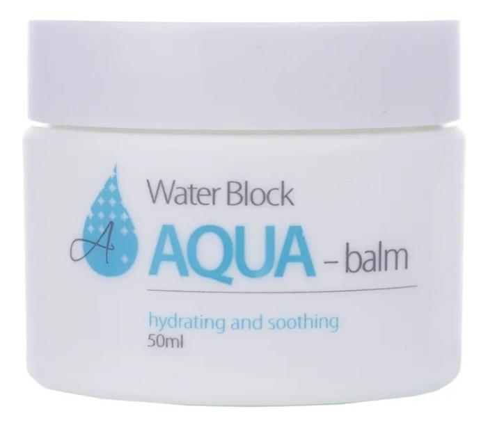 Увлажняющий аква-бальзам для лица Water Block Aqua Balm 50мл
