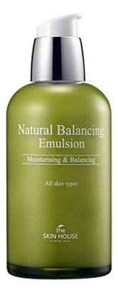 Купить Балансирующая эмульсия для жирной кожи Natural Balancing Emulsion 130мл, The Skin House
