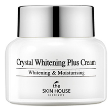 The Skin House Осветляющий крем против пигментации для лица Crystal Whitening Plus Cream 50г