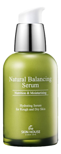 Купить Балансирующая сыворотка для жирной кожи Natural Balancing Serum 50мл, The Skin House