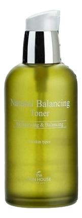 Балансирующий тонер для жирной кожи Natural Balancing Toner 130мл