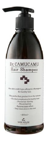 Лечебный шампунь Dr. CamuCamu Hair Shampoo 400мл цена 2017