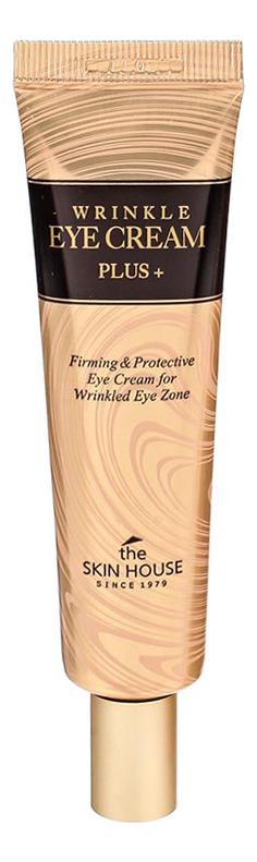 Крем для кожи вокруг глаз против морщин Wrinkle Eye Cream Plus 30мл недорого