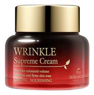 Фото - Разглаживающий крем для лица с экстрактом женьшеня Wrinkle Supreme Cream 50мл крем для тела с экстрактом зверобоя и маслом ройбоша skin nourishing body cream крем 50мл
