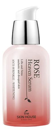 цена Сыворотка для лица с экстрактом розы Rose Heaven Serum 50мл онлайн в 2017 году