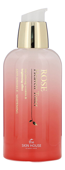 Тонер для лица с экстрактом розы Rose Heaven Toner 130мл недорого