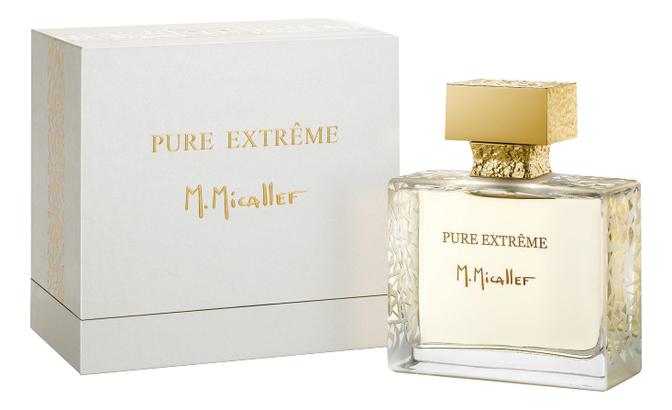 M. Micallef Pure Extreme: парфюмерная вода 100мл m micallef note ambree парфюмерная вода 2мл