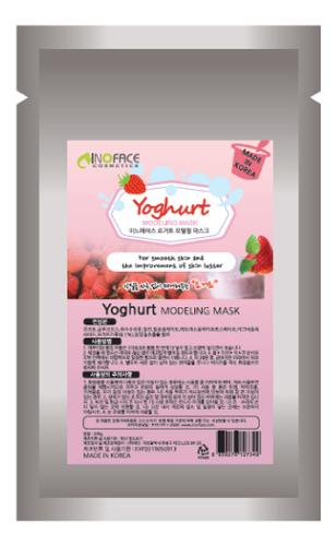 Альгинатная маска с йогуртом Yoghurt Modeling Mask 200г, Inoface  - Купить