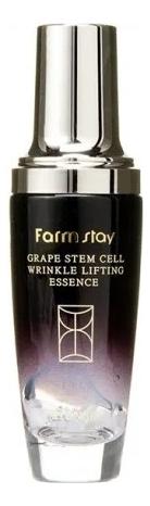 Купить Осветляющая лифтинг сыворотка для лица с фито-стволовыми клетками винограда Grape Stem Cell Whitening Lifting Essence 50мл, Farm Stay