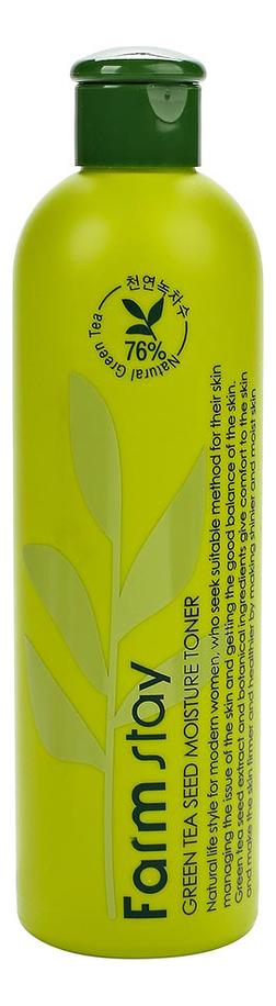 Фото - Увлажняющий тонер для лица с семенами зеленого чая Green Tea Seed Moisture Toner 300мл увлажняющий тонер для лица с витаминами vitamin moisture toner 250мл