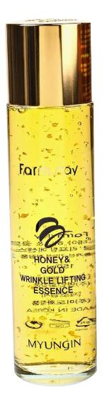 Купить Эссенция для лица с экстрактом меда и золота Honey & Gold Essence 150мл, Эссенция для лица с экстрактом меда и золота Honey & Gold Essence 150мл, Farm Stay