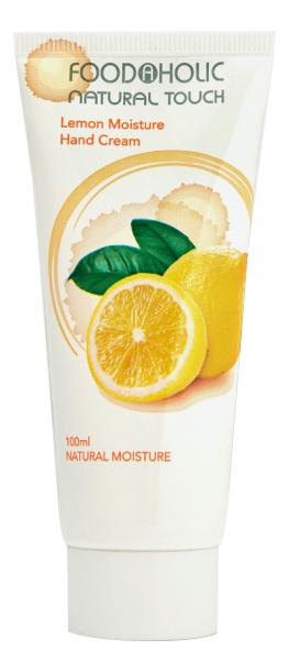 Купить Увлажняющий крем для рук с экстрактом лимона Lemon Moisture Hand Cream 100мл, FoodaHolic