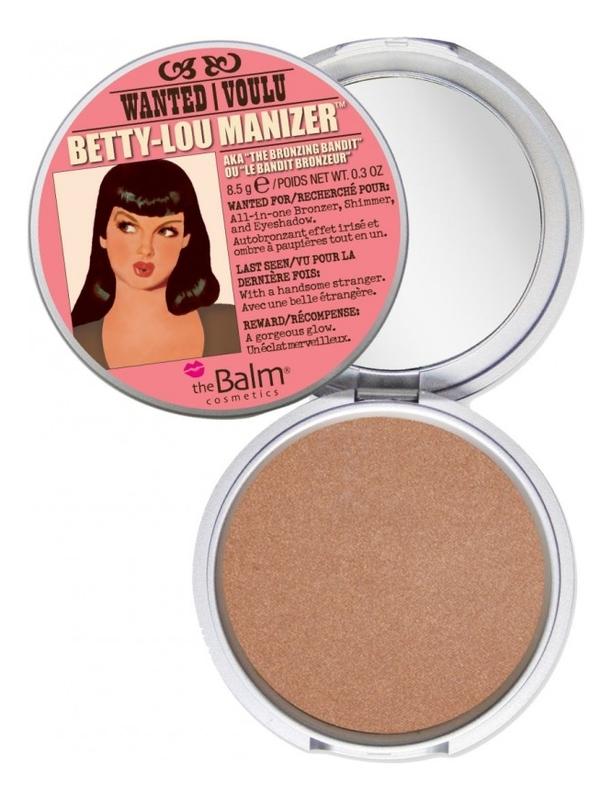 цена Хайлайтер Betty-Lou Manizer 8,5г онлайн в 2017 году