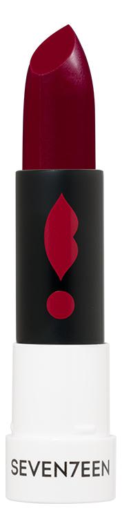 Устойчивая матовая губная помада Matte Lasting Lipstick SPF15 5г: 29 Красное вино фото