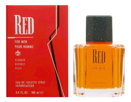 Фото - Red For Men: туалетная вода 100мл for men туалетная вода 100мл